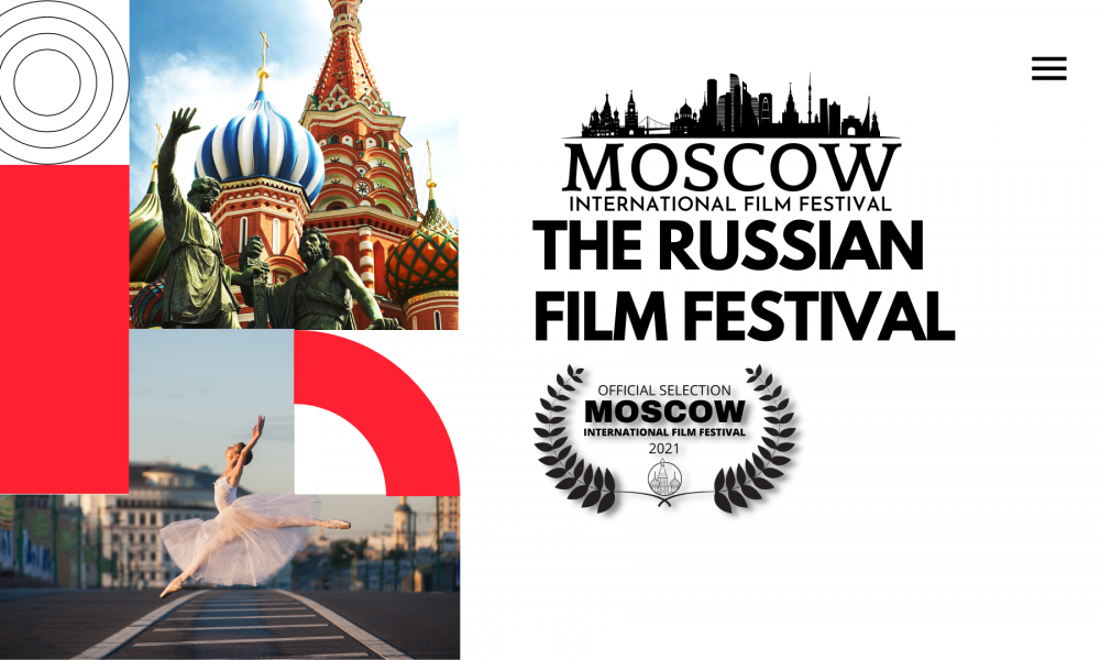 Moscow International Film Festival Official Selection, April 2021