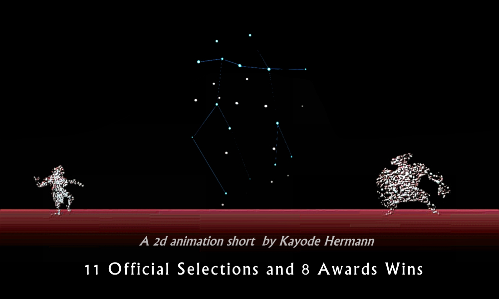 Hermann Kayode Wins Award in Accolade Global Film Competition
